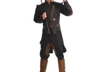Steampunk Costumes | steampunkdistrict.com / by SteampunkDistrict.com }