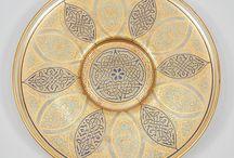 lobmeyr islamic dish