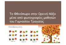 Autumn in Naxos