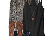 Outfits / Inspiration de tenue