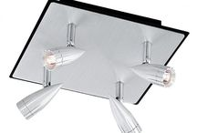 Directional ceiling light by Eglo
