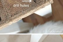 DIY Projects / DIY | Home Inspo | Home Ideas | Home Decor | Ikea Hacks | Crafts | Upcycling | Furniture Hacks | Storage Hacks |