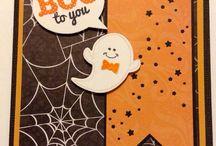 Cards Halloween