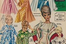 MÓDA 1960-1969 / vše o módě