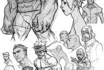 reference comics