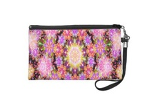 Wristlets and Cosmetic Bags
