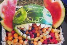 Disney themed watermelon ideas