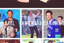 my love for Glee