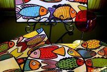ryby,motivy,obrazy