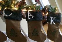 Christmas Stockings & Mittens