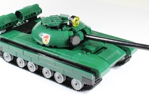 Custom Army LEGO - Model Sets / My collection of custom Military model sets build with authentic LEGO parts