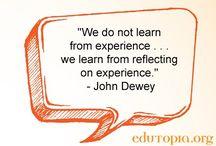 John Dewey / by Nicole Schuitema