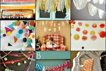 Party Banners / by Maartey Babies