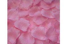 1000 petales rose  mariage