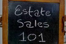 Estate Sales 101