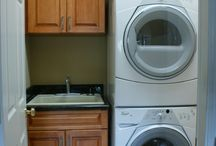 Royal Palm laundry rooms