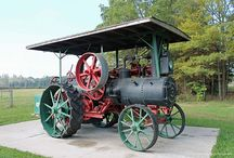 Steam Traction Engines / by carolyn parratt
