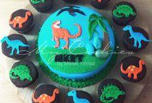 Damon's First Birthday / Damon's birthday party ideas / by Kimberly Kois