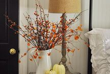 Fall Decor and Inspiration / by Heather