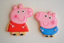 Sablés Peppa Pig
