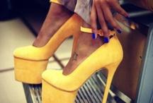 Shoe Love / by Simone Hawks