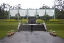 Hawai'i Colleges / You can also visit http://collegehistorygarden.blogspot.com/ for more information.
