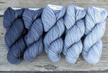 Yarn Colour Inspiration / by HanJan Crochet