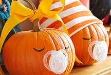 Little Pumpkin Baby Shower Ideas / by Kelsey Robinson