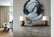 Interiors apartment