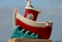 barca ceramica