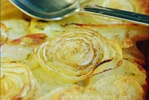 Spuds - Scalloped, au Gratin / by Claudi Bauer