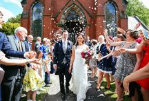 Laura and Jonathan wedding Plumley Cheshire / by Emma Fawcett-Eustace Flowers