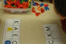 activities alphabet
