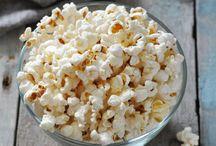 Recipe / Popcorn