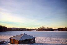 Sollefteåvinter / Sollefteå är bra på vintern