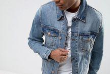 Men's Jackets :: Denim jacket (Asos) / Are you looking for jackets for men? Find the best brands of denim jacket like Asos, New Look, Reclaimed Vintage, Levis, SIXTH JUNE, Jack & Jones, Weekday, Brave Soul, Pull&Bear, Pepe Jeans, Liquor & Poker, Only & Sons, G-star, Selected Homme, Cheap Monday, Denim & Supply By Ralph Lauren, Levis Line 8, Mennace, Juice, Diesel...