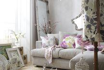 *vintage livingroom*