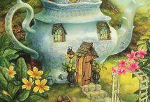 prints fairytale