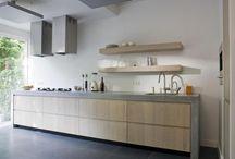 Keuken / Ideeën en impressies voor alddiel