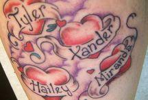 tatuointikuviot
