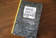 WTJ Everywhere / Wreck This Journal Everywhere