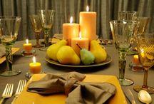party/dinner decor