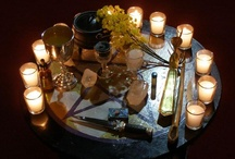 Magick: Altars / by Grim Cauldron Craft Oddities