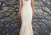 Egyszerű menyasszonyi ruhák - simple wedding dresses