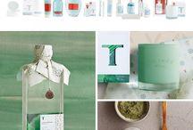 Design de Embalagem / Desenhos e ideias de rótulos e embalagens de produtos.