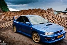 Subaru Impreza Sti 22B