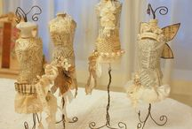 CREATING - Paper Dresses, Shoes and Purses / by Shona Hendrycks