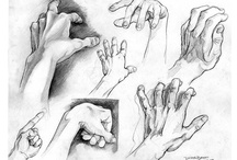 Hand Study / by M