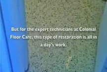 Colonial stone care