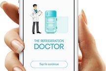 The Refrigeration Doctor / Exciting news! The quickest and easiest way to fault find any refrigeration system is here! The refrigeration doctor is the most comprehensive refrigeration smart device app on the market today! Currently available for android users in the google play store